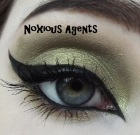 Noxious Agents Eyeshadow  VEGAN  COLOR OF THE MONTH