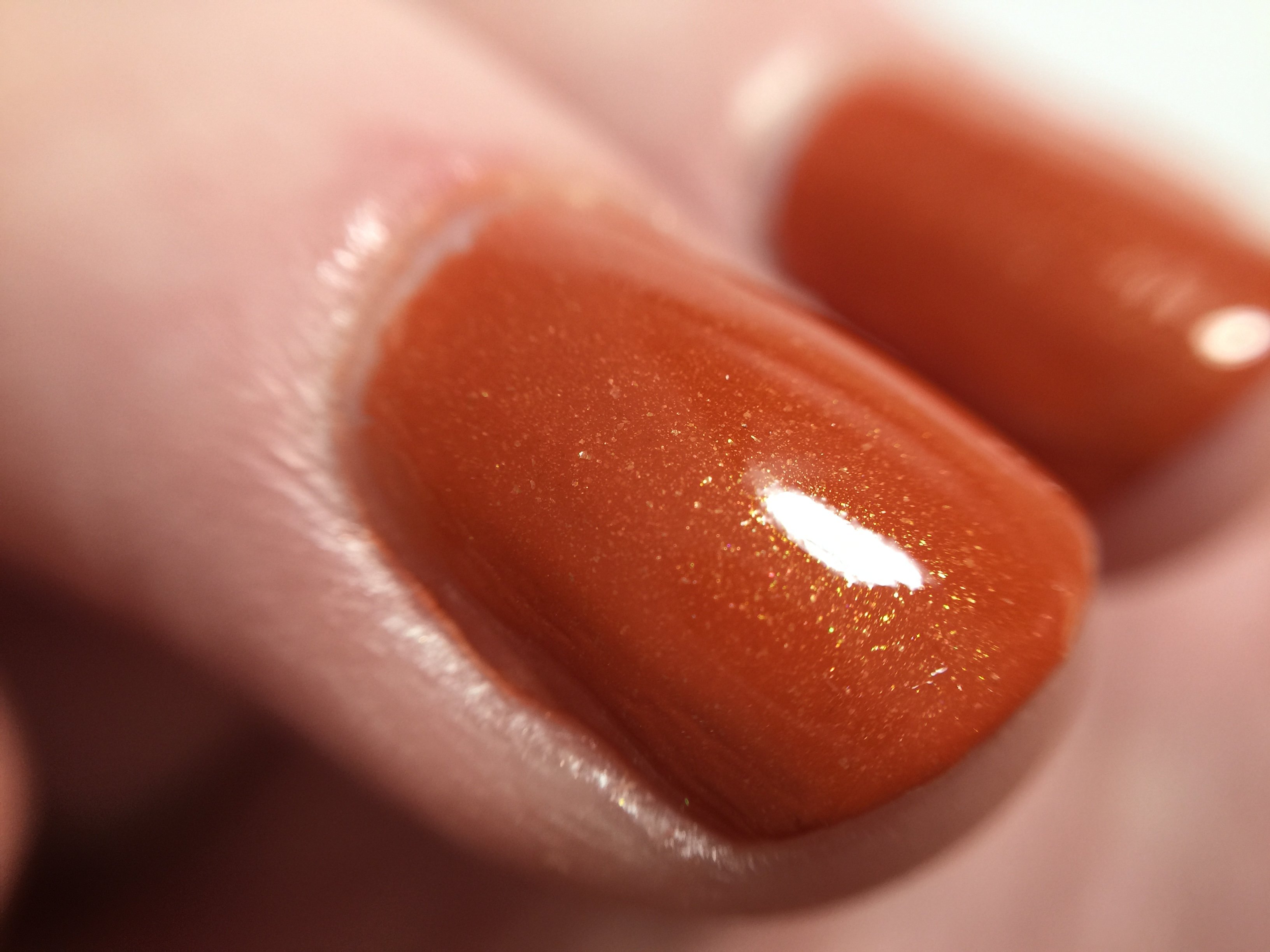 Fall Orange Nail Polish | Best Nail Designs 2018