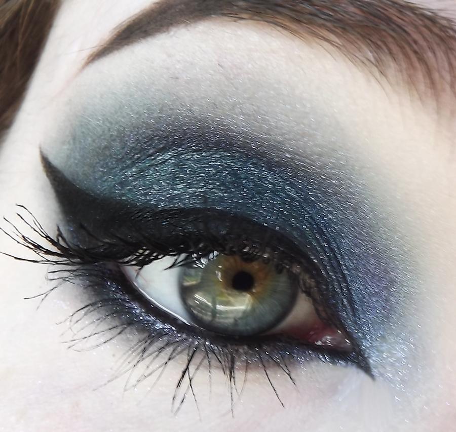 Goth Mary Poppins Eyeshadow Vegan My Pretty Zombie Cosmetics