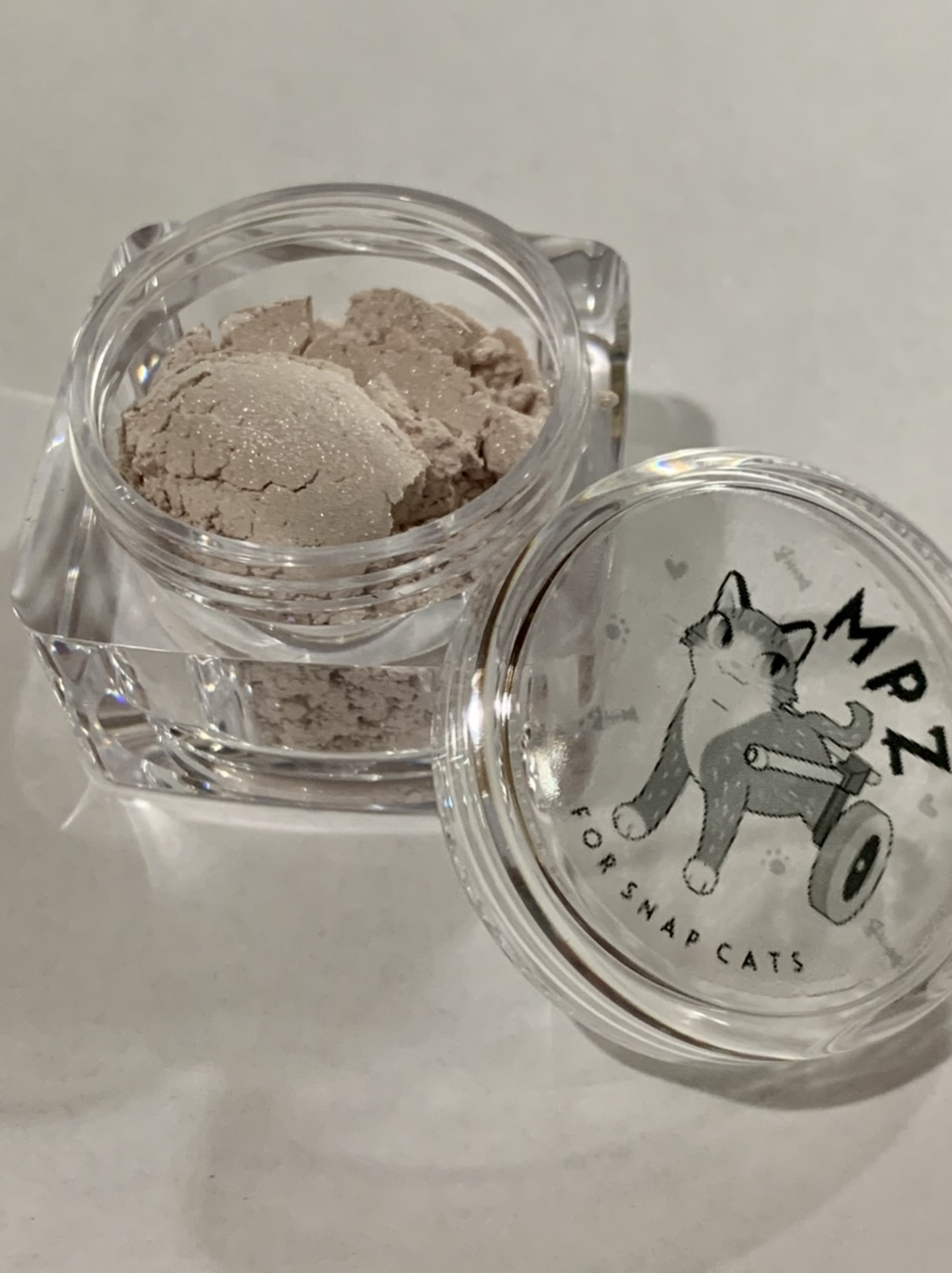 Marzipan Highlight VEGAN NEW LE for SNAP Cats