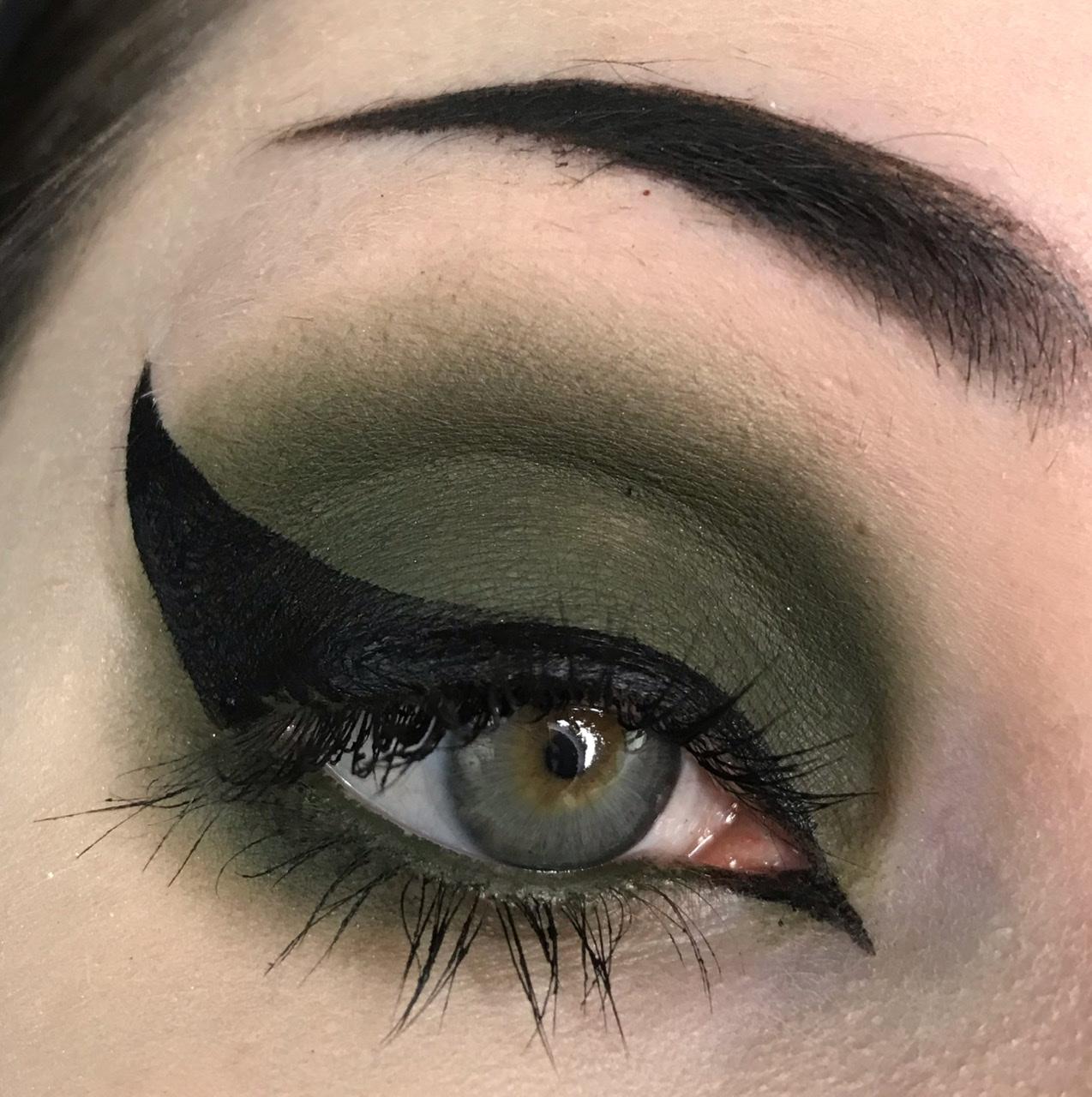 Olive Eye shadow VEGAN NEW
